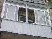 Балкон из пластика недорого. Замер и демонтаж,  доставка бесплатно.