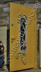 Двери входные металлические. Хикми