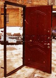 Металлические двери обслужим Дедовск