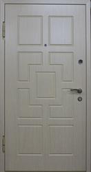 Металлические входные двери эконом вариант