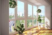 Монтаж окон пвх,  остекление балконов