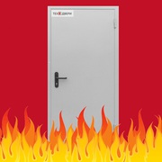 Противопожарные металличесие двери EI-30,  EI-60,  EI-90