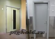 Алюминиевые входные двери